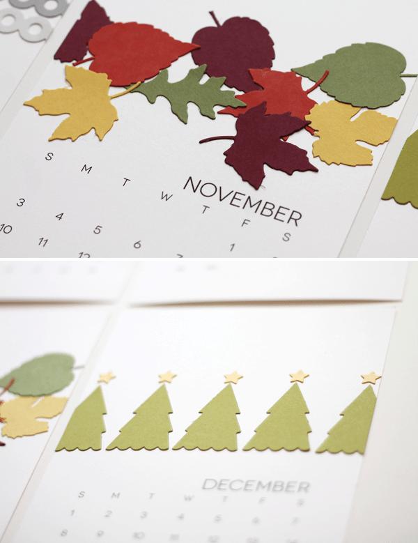 Half Page Calendar-Page-Samples