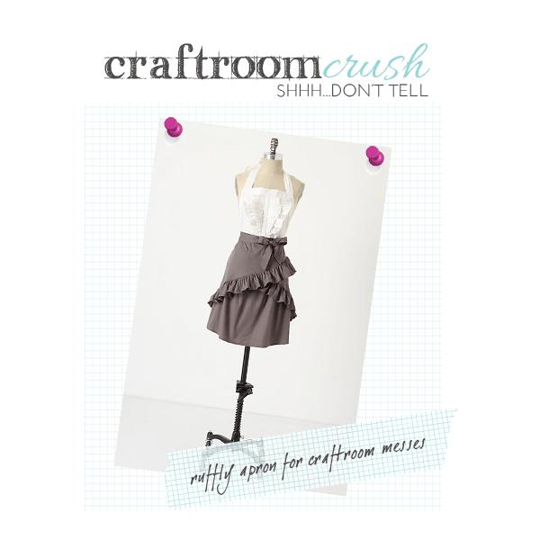 Craftroom-Crush-Antrhopologie Apron
