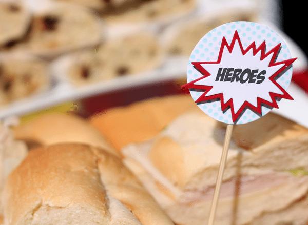"""Super """"Heroes"""""""