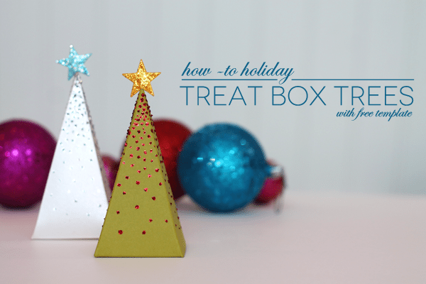 Treat Box Trees