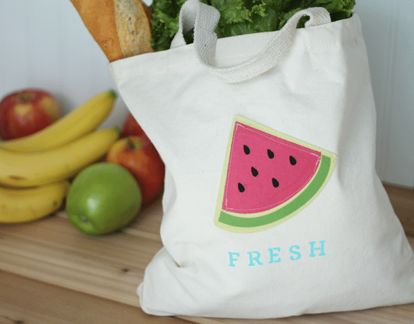 Market Fresh Tote Close