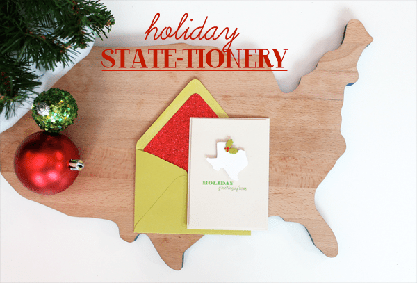 Holiday State-tionery
