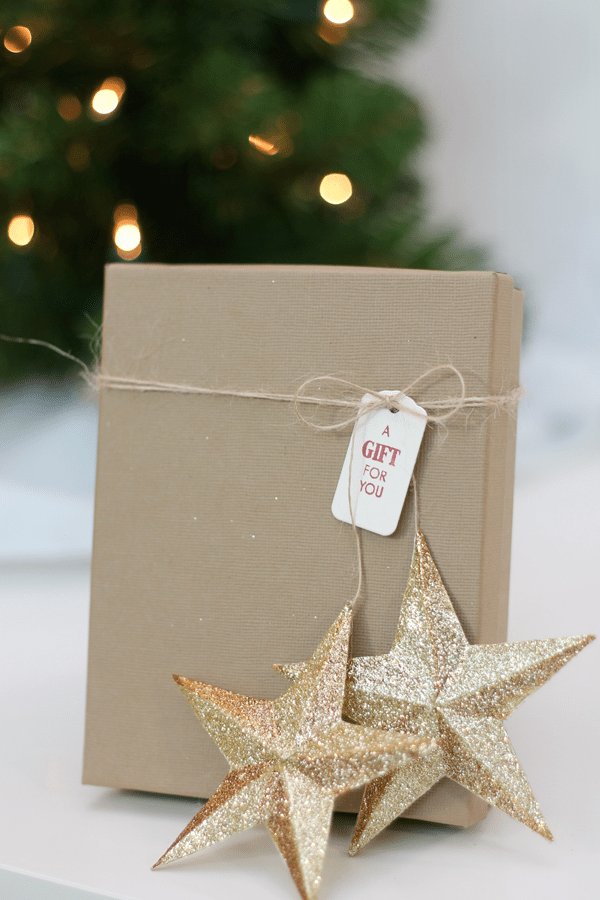 Faceted Star Packaging