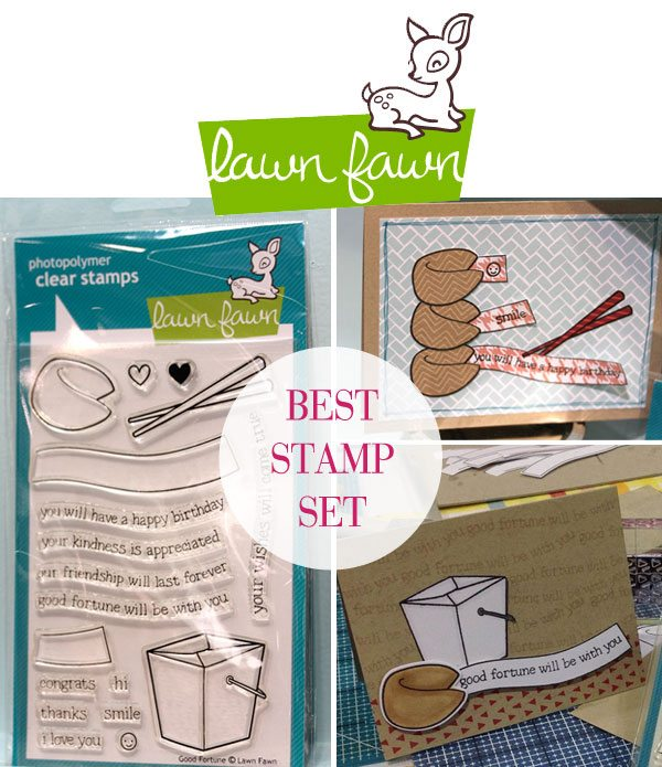 2013 Best in Class: Best Stamp Set