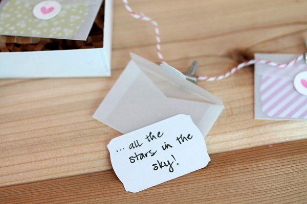 Mini Box of Love Notecards