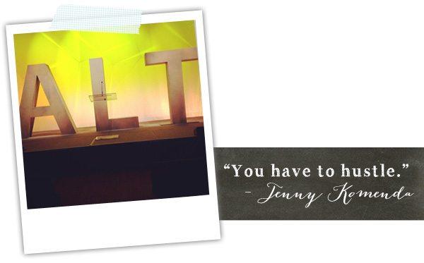 Jenny Komenda Quote