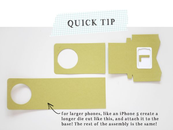 Cell Phone Style Quick Tip