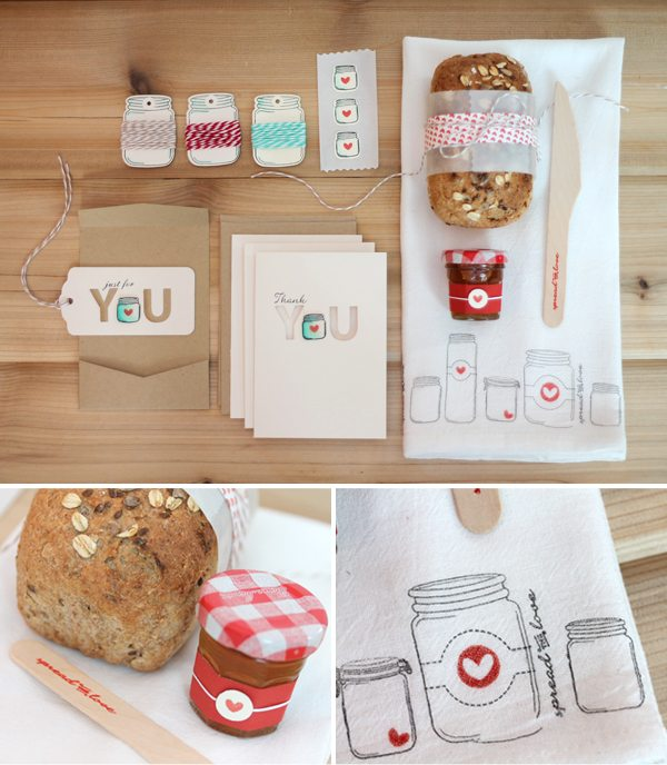 Spread the Love in a Box Storyboard | Damask Love Blog
