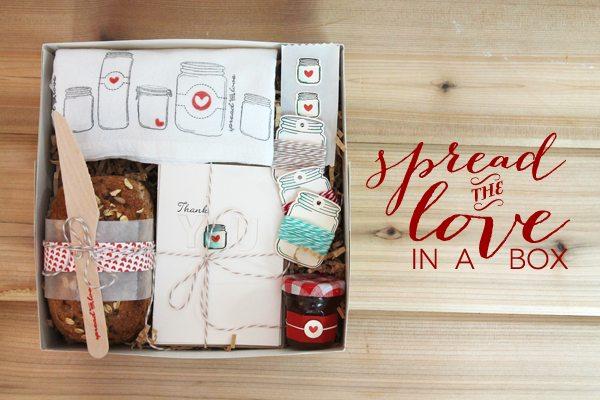 Spread the Love in a Box Header Image
