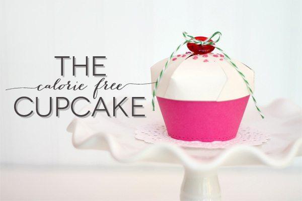 5 Ingredient Paper Cupcake 1 | Damask Love