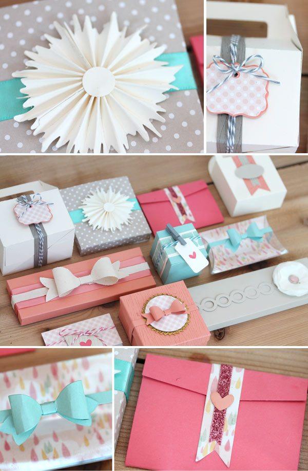 Simply Crafty: Gift Packaging Storyboard | Damask Love Blog