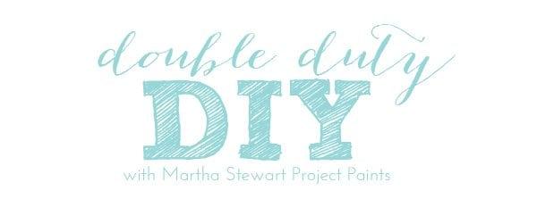 Martha Stewart Project Paints DIY