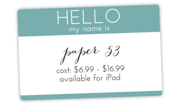 HelloMyNameisPaper53a