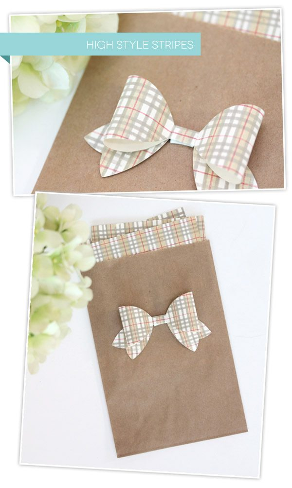 Clear & Simple Stamps Create-A-Plaid {Large} | Damask Love Blog