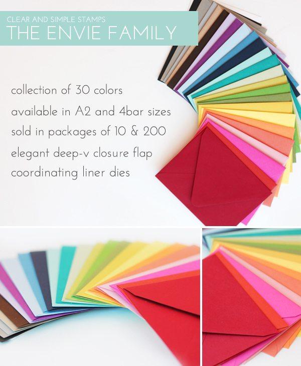 Simply Crafty: The Envelope Collection | Damask Love Blog