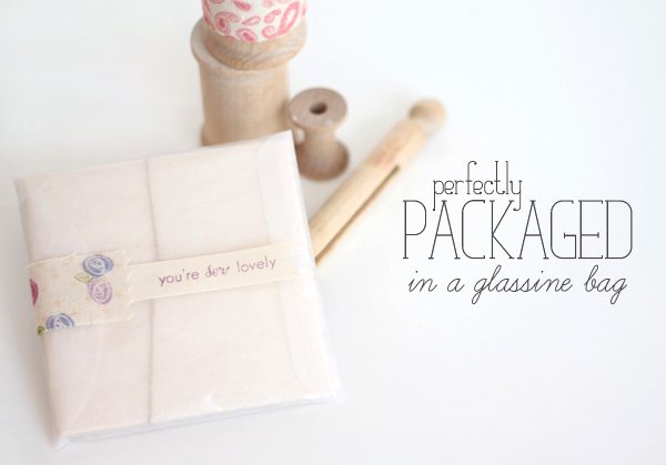 Fabric Tape Packaging | Damask Love Blog