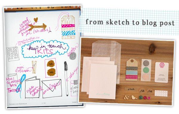 Must Have Craft Apps: Noteshelf | Damask Love Blog