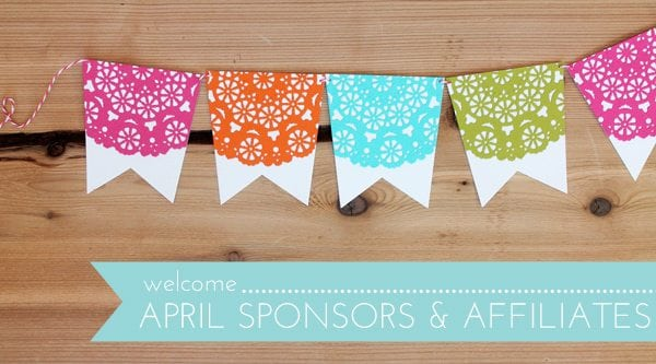 Welcome May Sponsors & Affiliates | Damask Love Blog