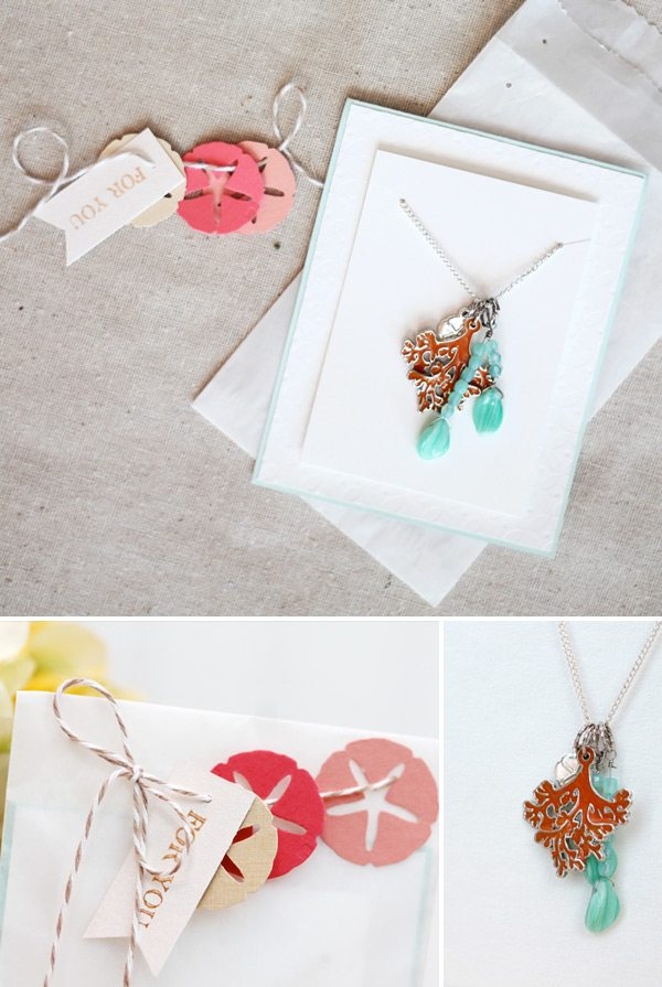DIY Nautical Charm Necklaces with Martha Stewart Jewelry