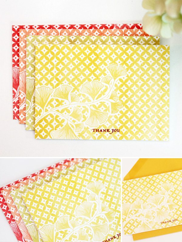 Mixed Patterned Stationery | Damask Love Blog