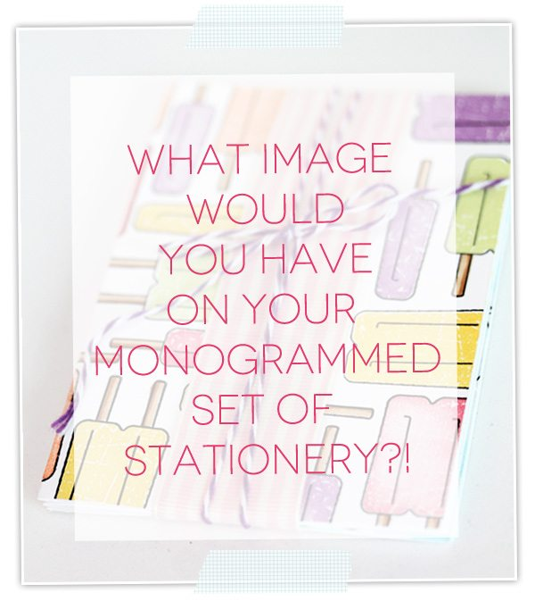 What's Your Monogrammable | Damask Love Blog