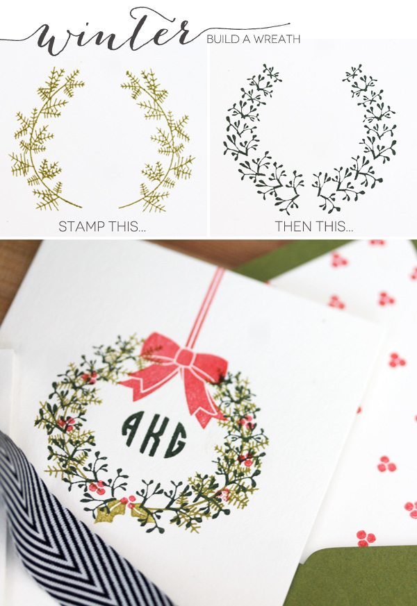 Seasons of Stationery | Damask Love Blog