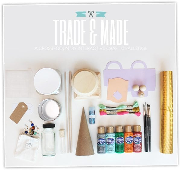 Trade & Made Craft Challenge Sneak Peek