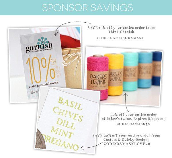 Sponsor Savings