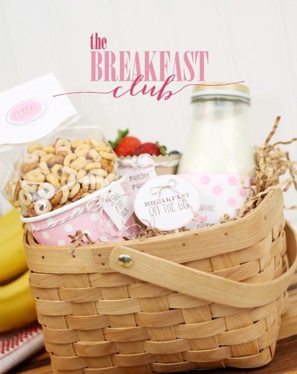 Breakfast on the Go | Damask Love Blog
