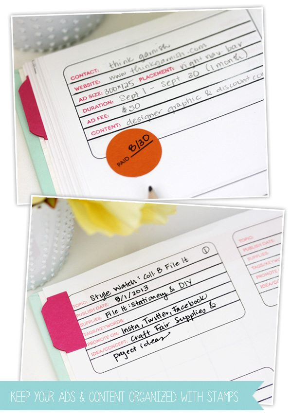 Diy Editorial Calendar : Staying organized with an editorial calendar damask love