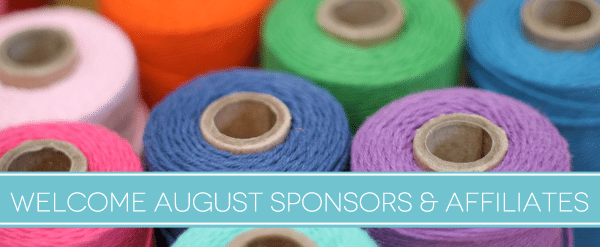 WelcomeAugustSponsors&Affiliates