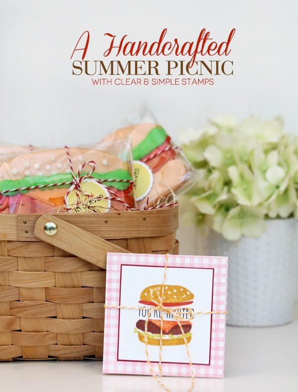 Style Watch: A Handcrafted Summer Picnic