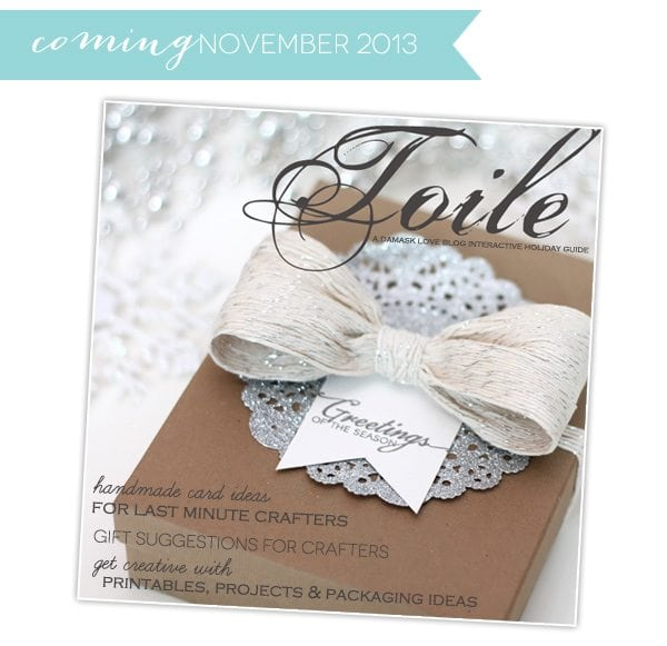 Coming Soon: Toile Holiday Gift Guide