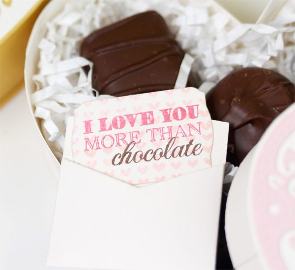 A Handmade Box of Chocolates |  Damask Love