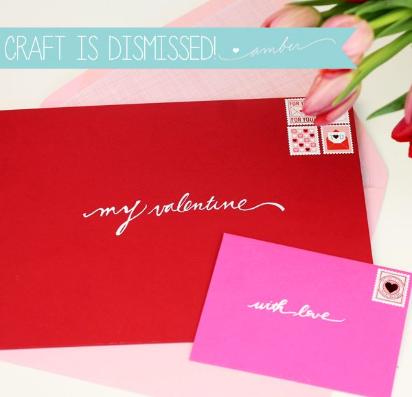 Giant Valentines Envelope Liners Damask Love – Giant Valentines Card