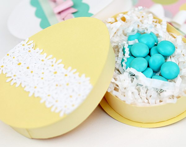 Easter Egg Candy Boxes | Damask Love