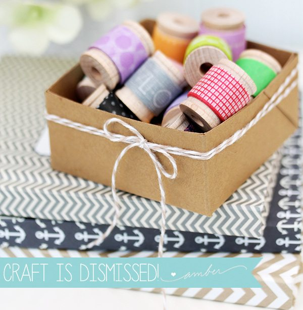 Simplest Box Ever | Damask Love