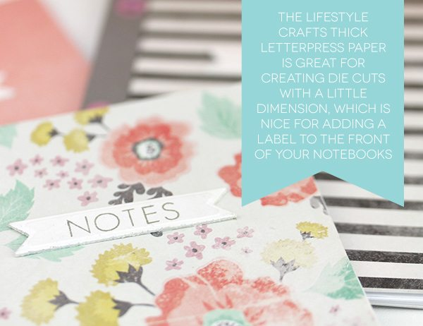 Eyelet Bound Notebooks | damask love