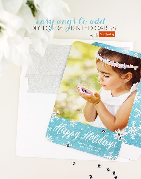 Add some DIY to Pre Printed Cards and Journals | Damask Love