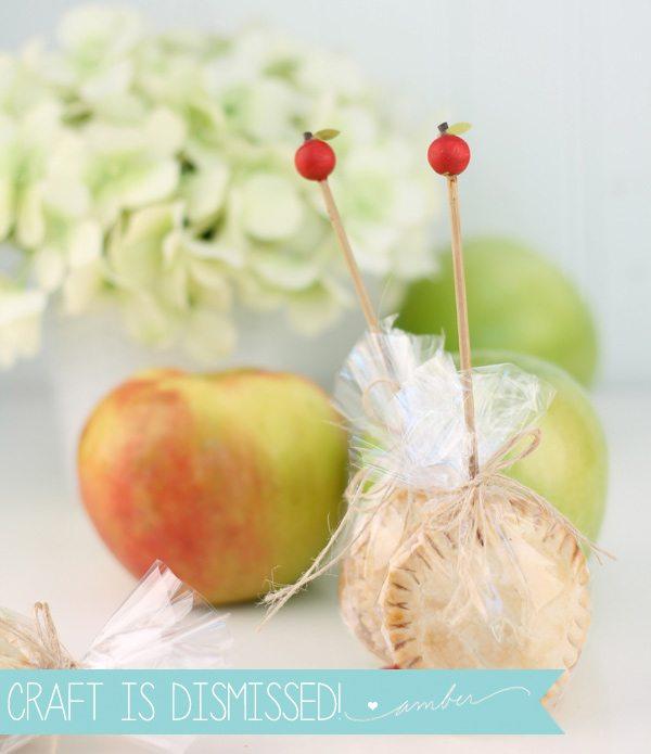 DIY Apple Pie Pop Sticks | Damask Love