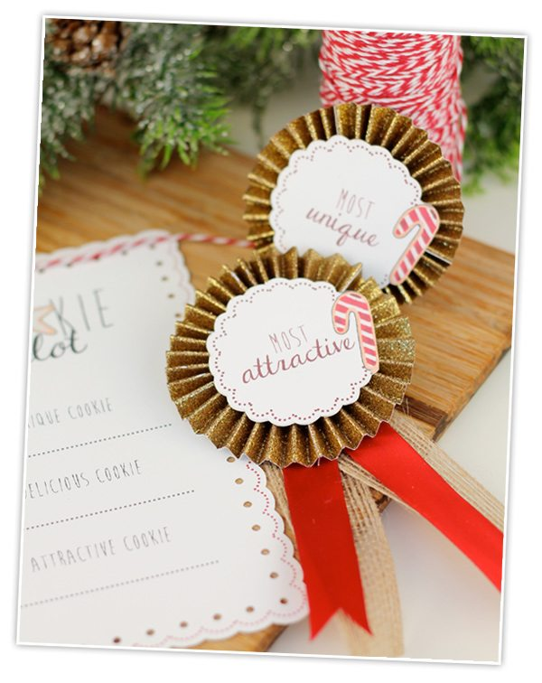 How to Handcraft a Cookie Exchange | Damask Love