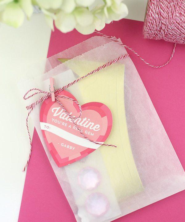 You're a Gem Valentine | Damask Love