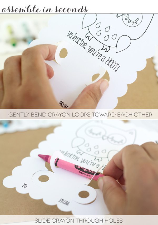 Coloring Card Valentines with Cricut Explore | Damask Love