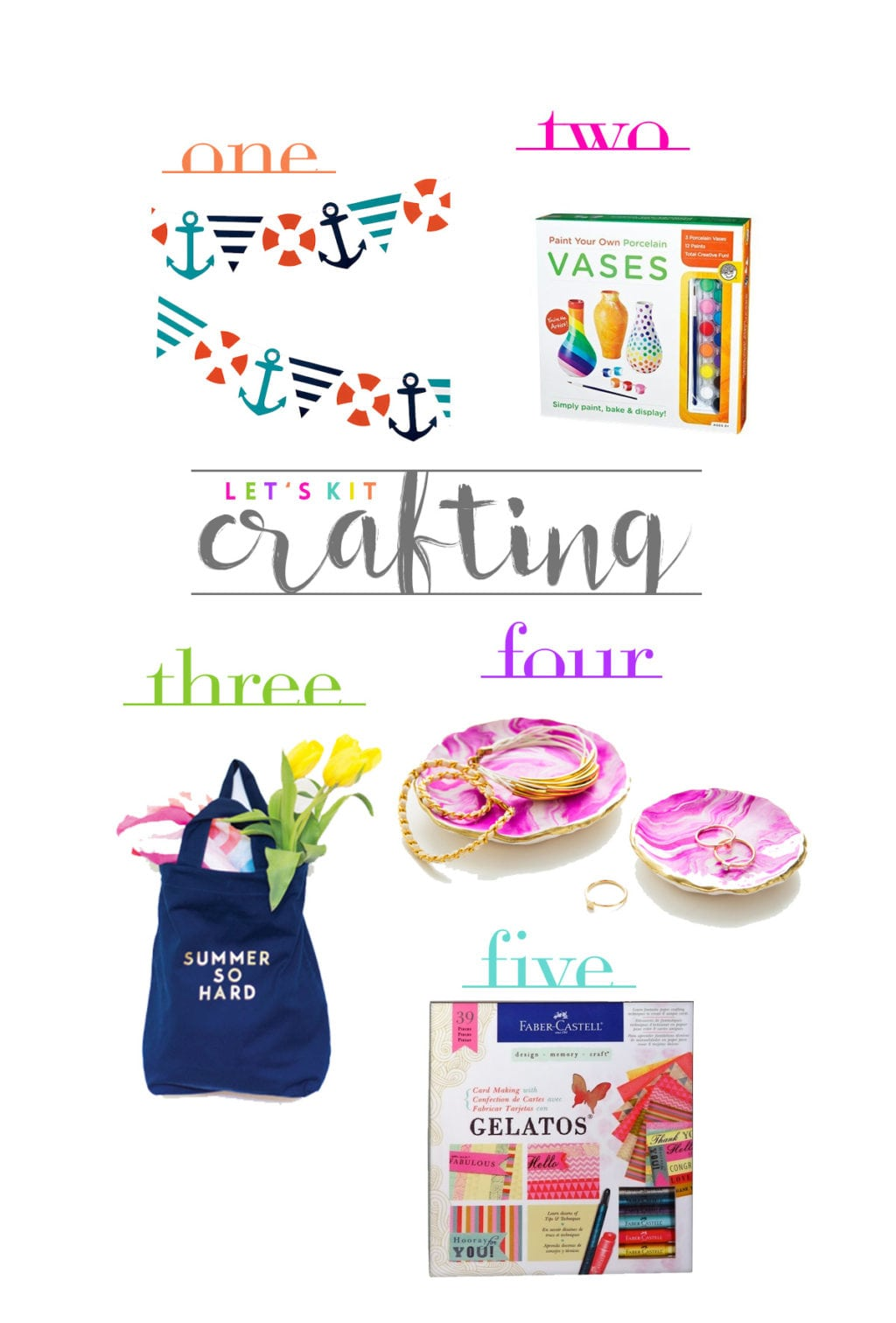 Damask Loves:: Crafting Kits