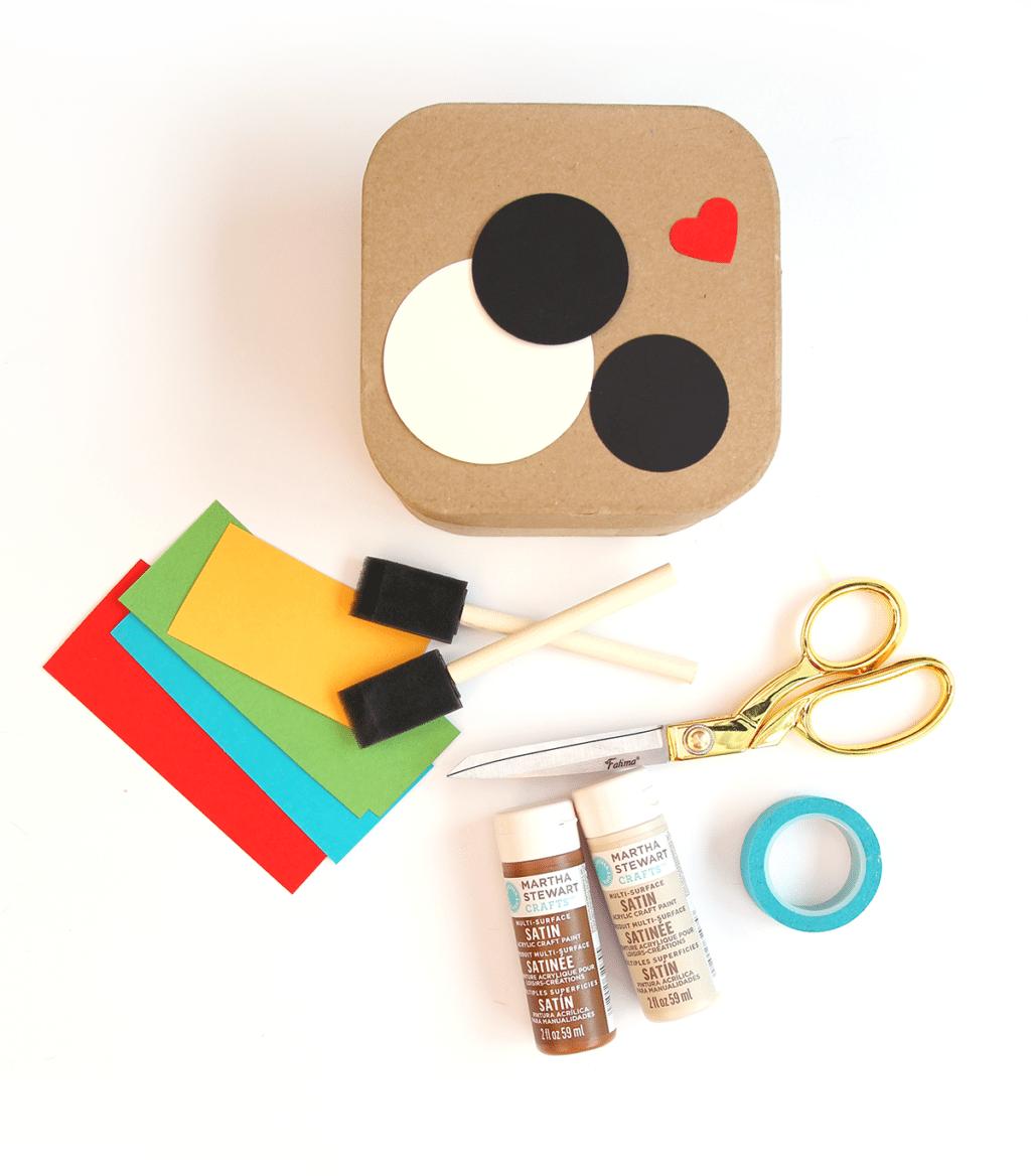 DIY Instagram in a Box | damask love
