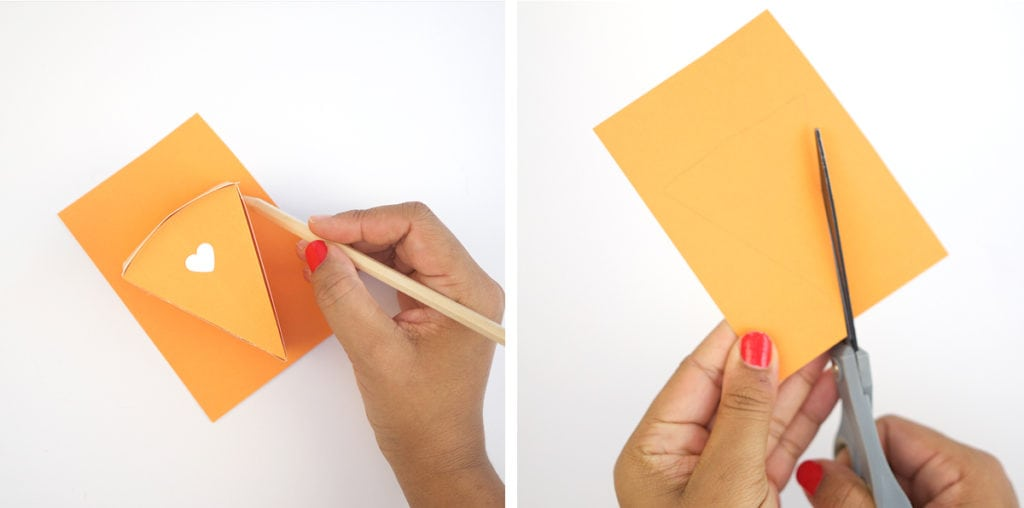 Paper Pie Treat Boxes | damask love