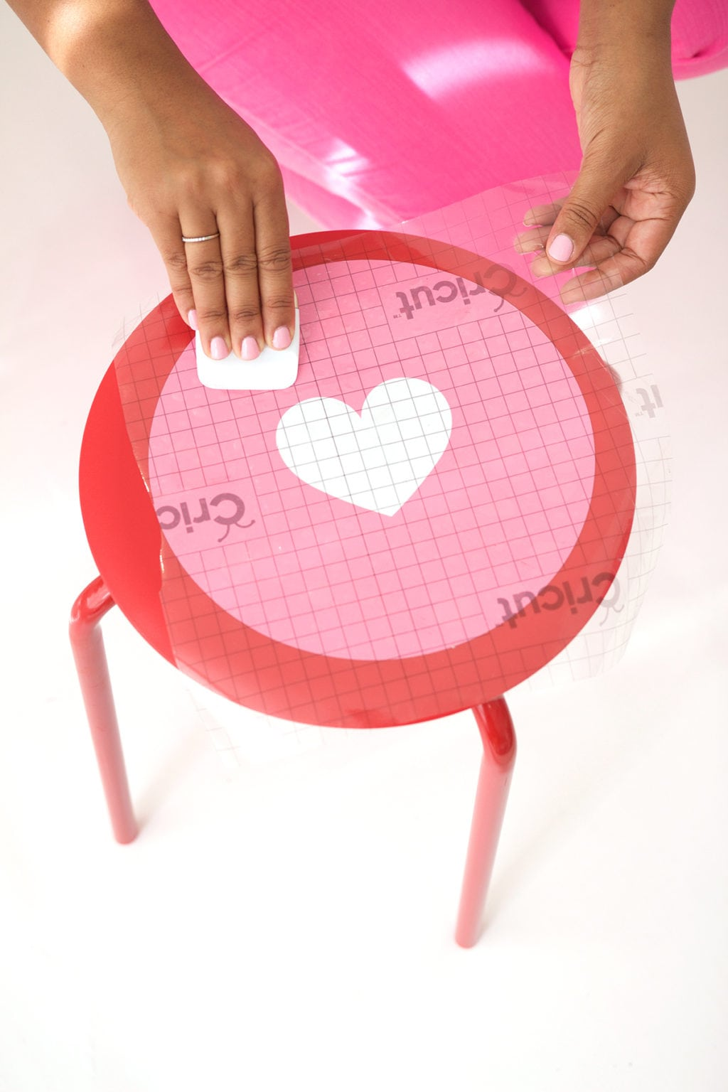 Cricut Explore Valentine S Day Crafting Party Damask Love