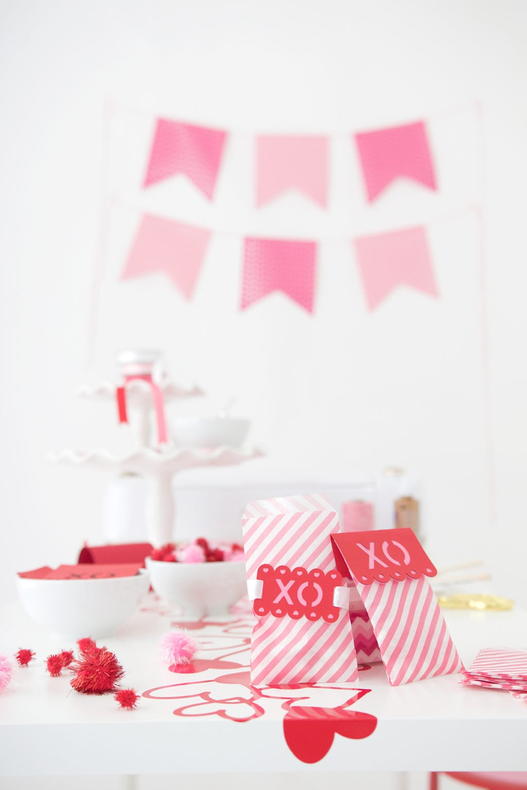 Valentine's Day Crafting Party