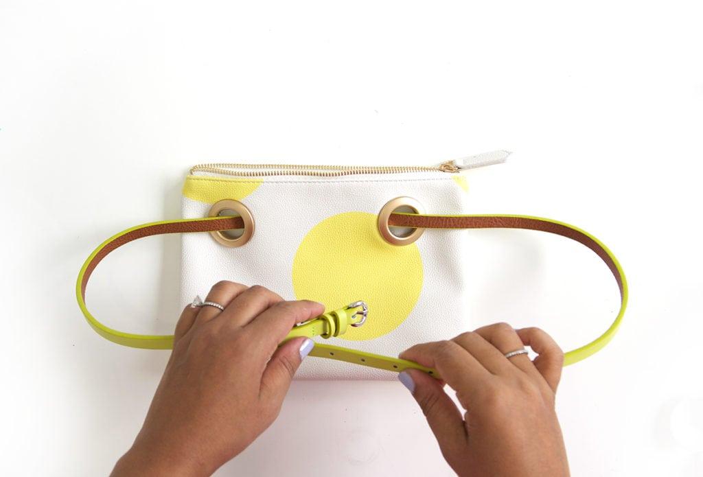 Easy DIY Fanny Pack